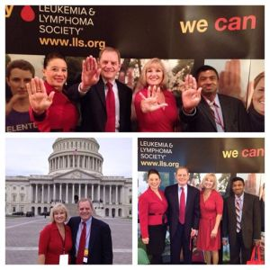 LLS Advocacy days in Washington, D.C.